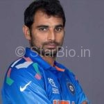 Mohammed Shami Biography, Age, Height, Wiki, Wife, Children, Family
