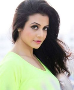 Koel Mallick Height, Weight & Body Figure