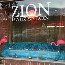 Roma Bali owns Zion Hair Saloon