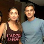 Tanushree Dutta with Aditya Datt